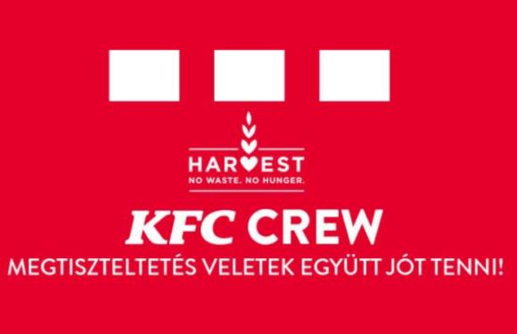 """KFC """"Segítünk, mert segíteni jó! """""""