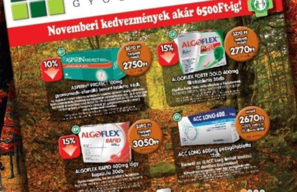 Patika Plus – novemberi magazin